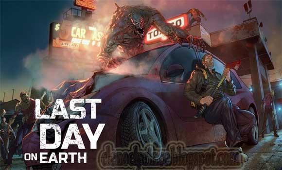 تحميل لعبة last day on earth survival مهكرة
