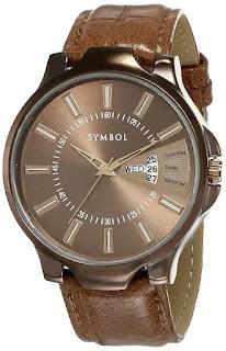 Amazon-Brand - Symbol-Men's-Watch
