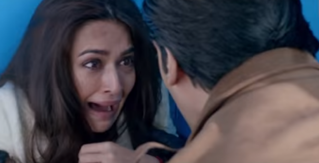 The latest dialogue promo 'Secrets Are Enemy of Love' from 'Raaz Reboot' has been released.