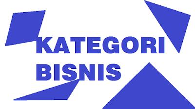 Kategori Bisnis Pada Blog