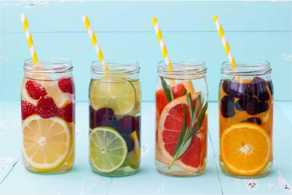 Cara Membuat Minuman Infused Water 25 Varian