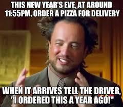 Happy New Year Meme