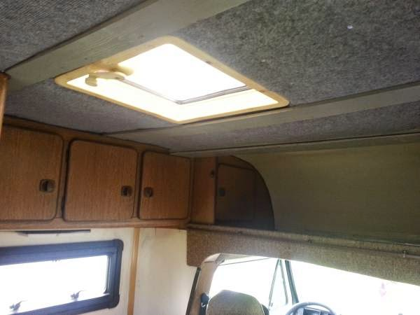 Used Motorhomes For Sale By Owner >> Used RVs 1982 VW Diesel RV for Sale For Sale by Owner