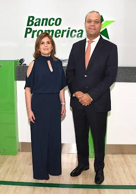 Larissa Medrano y Carlos Julio Camilo.