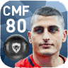 Center Midfielder - Marco Verratti
