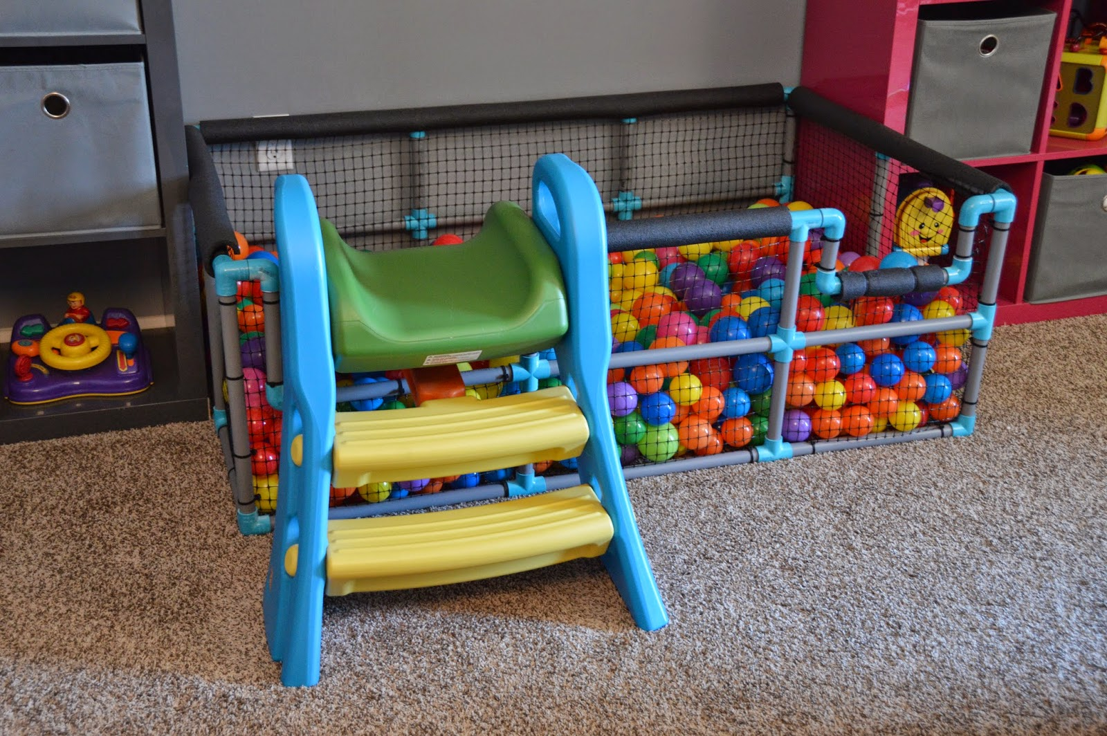 Playroom: The Journey Of Parenthood...: Tour Of Our Home: Playroom