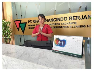 Lowongan Kerja Di PT Rifan Financindo Berjangka Banyak Posisi