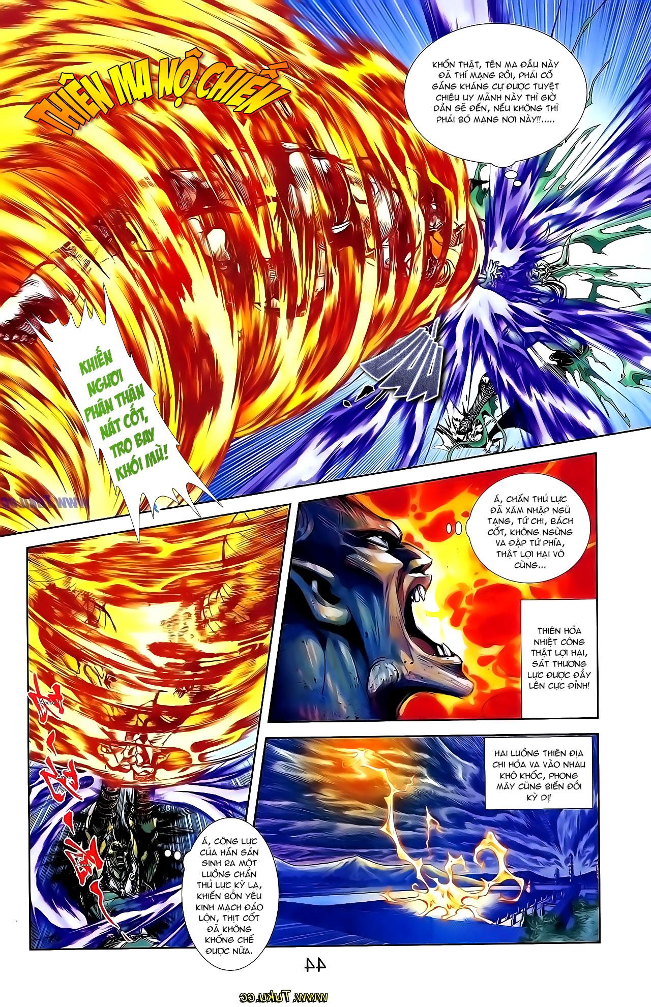 Cơ Phát Khai Chu Bản chapter 137 trang 8