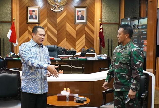Dukungan untuk TNI-Polri Terlibat Aktif Dalam Vaksinasi Massal Covid-19