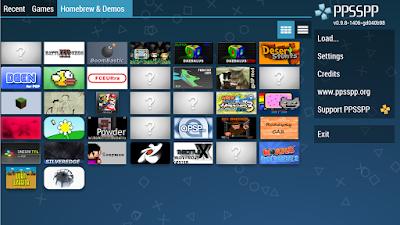 Download Emulator PPSSPP Gold v1.4.2 APK Full Terbaru Gratis
