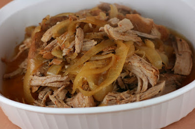 slow cooker crockpot rootbeer pulled pork recipe
