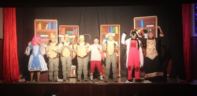 O menino que virou história' comemora três anos de atividades do grupo pirilampos, e estreia na XXII Mostra de Teatro da Vitória