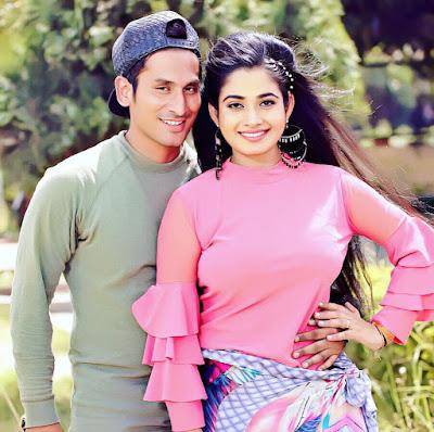 Arun Raj and Ritu Singh