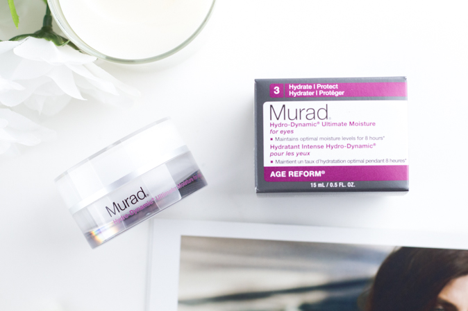 murad age reform hydro dynamic moisture for eyes