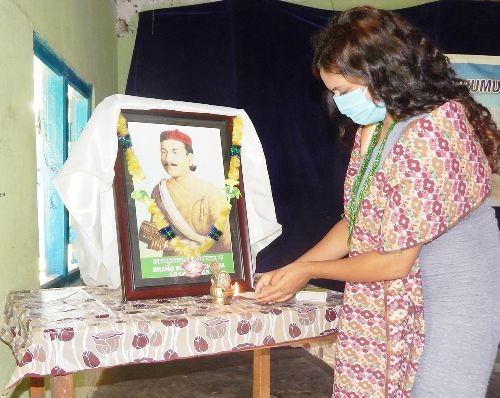 Chümoukedima Gorkha Youth celebrates Bhanu Jayanti