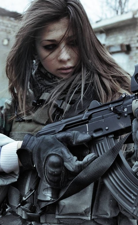 Nữ chiến binh