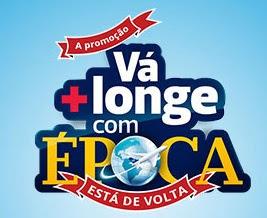 Cadastrar Promoção Época Revista 2017 2018 Vá + Longe 1 Milhão Pontos TudoAzul