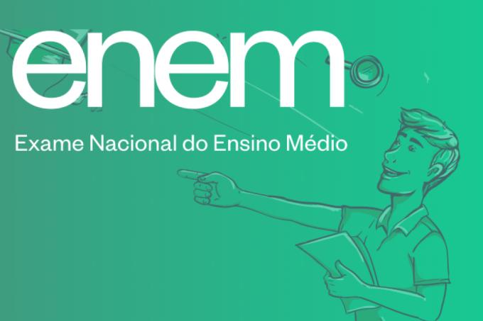 MEC divulga edital do Enem 2018 e anuncia mudanças