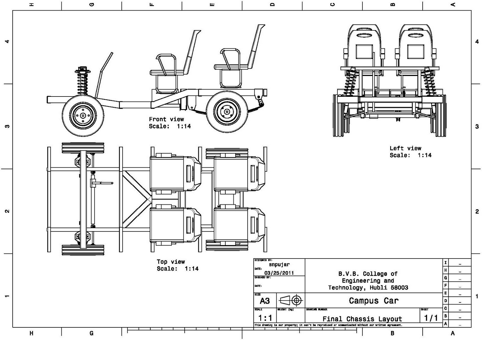 Snp Engineering Drawing To Reality