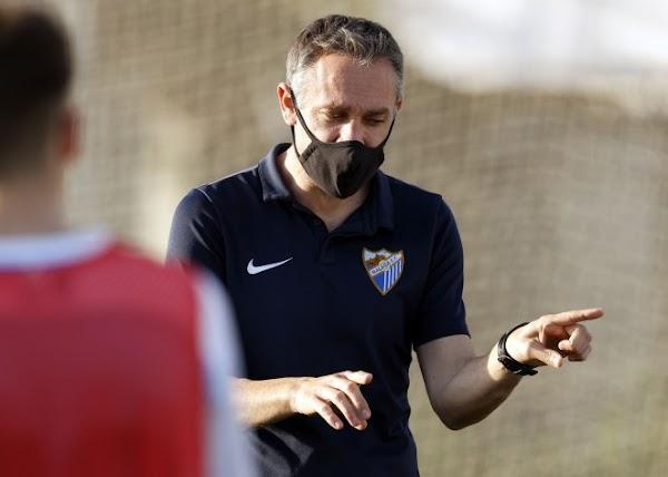 """Nacho Pérez - Málaga Juvenil A -: """"Los chicos están con ilusión y motivación"""""""