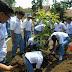 Peringati HUT RI, Seminaris Mertoyudan Tanam 71 Pohon