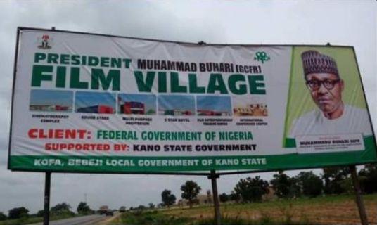 Kano Film Village & Clerics Who Spend Poisonous Oil Money But Won't Make Movies