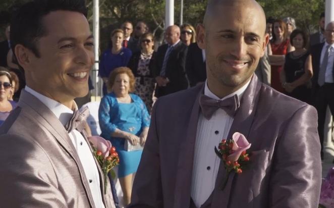 Darius Blog Przepiękny ślub Pary Gejów Na Malcie