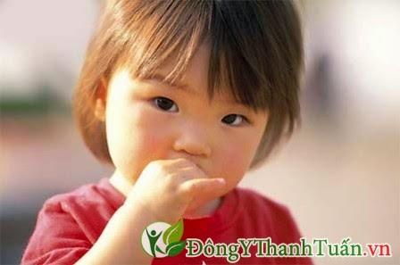 Bệnh hôi miệng ở trẻ nhỏ