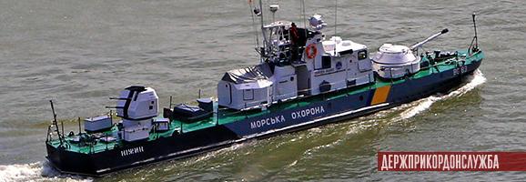 кораблі морської охорони (артилерійські катери) проекту 1204 шифр «Шмель»