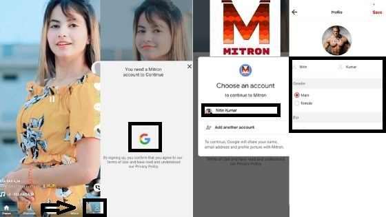 Mitron App Founder Name, Country name, Download Apk, IOS, Full Details In Hindi