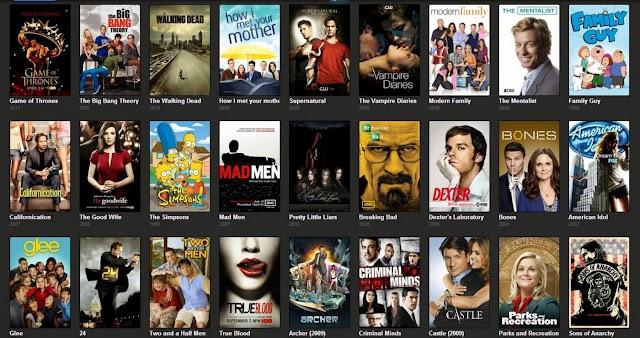 As 15 Melhores séries Americanas