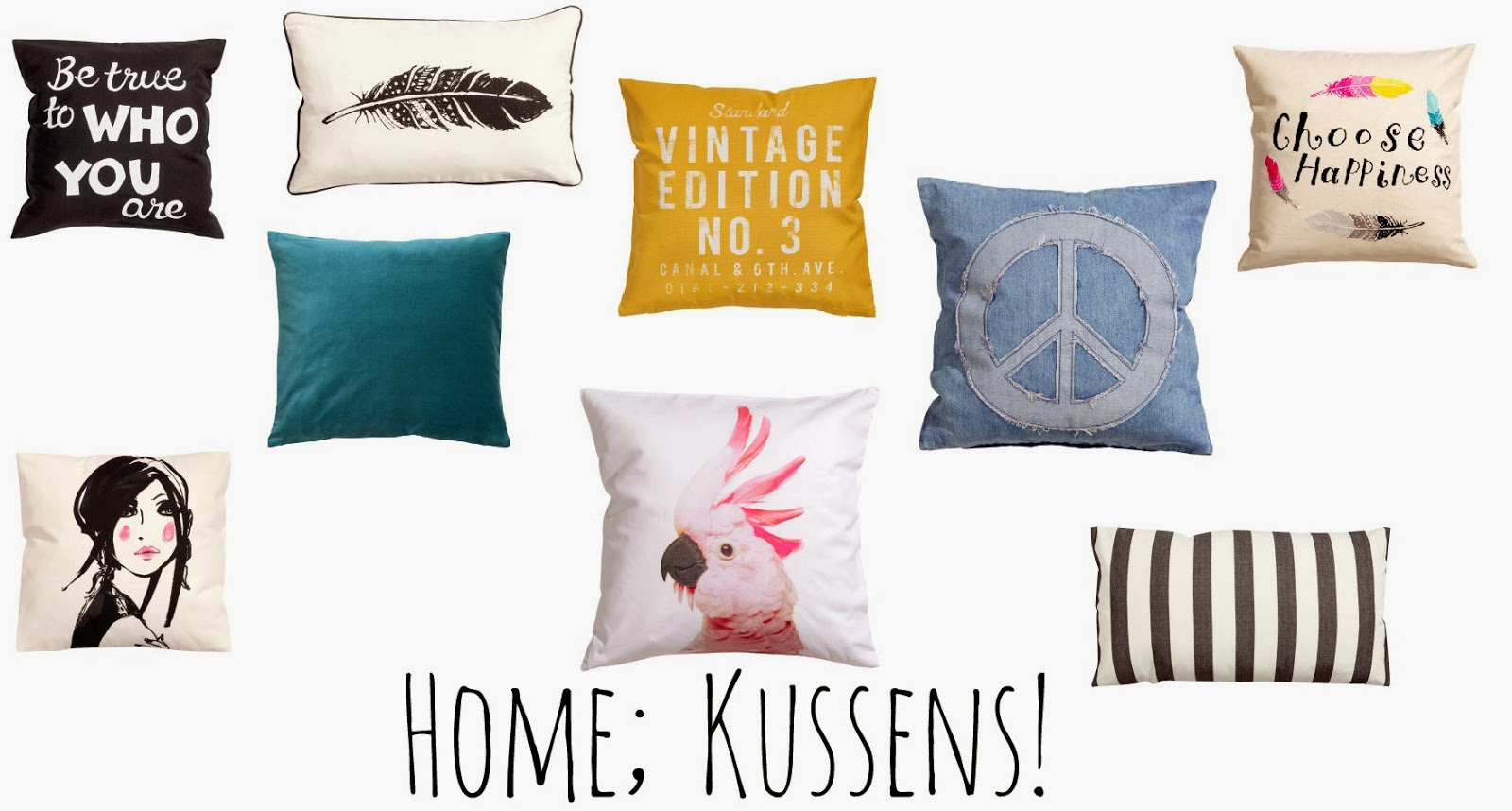 Kussens H&m Babsies Lifestyle Home Kussens