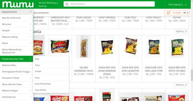 Keunggulan Utama Berbelanja Di Supermarket