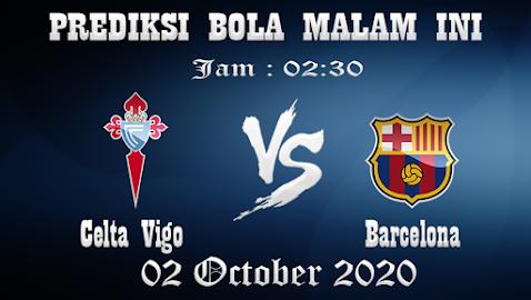 Prediksi Bola Celta Vigo Vs Barcelona