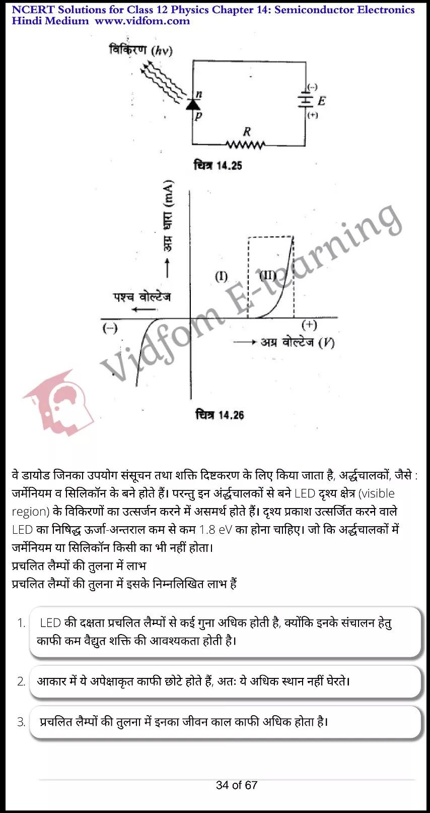 class 12 physics chapter 14 light hindi medium 34
