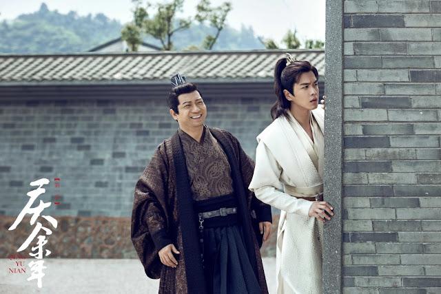 qing yu nian/ joy of life wang qinian