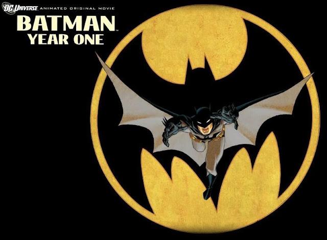 Batman One Um