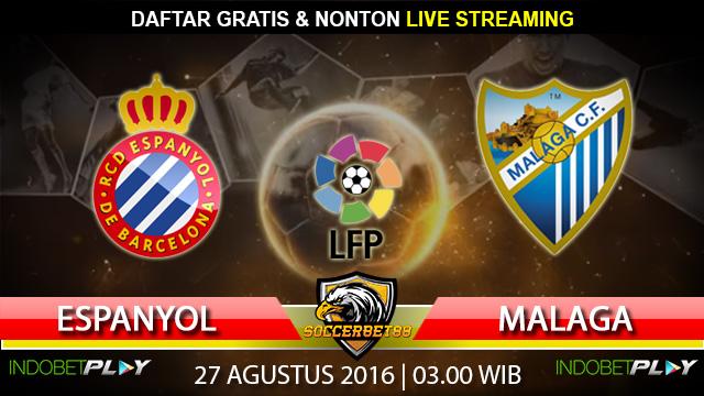 Prediksi Espanyol vs Malaga 27 Agustus 2016 (Liga Spanyol)