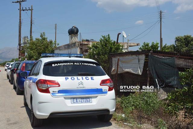 Συναγερμός στην Αργολίδα: Βρέθηκε στο Άργος νεκρός άνδρας δεμένος με μονωτική ταινία