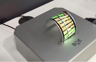 BOE flexible display