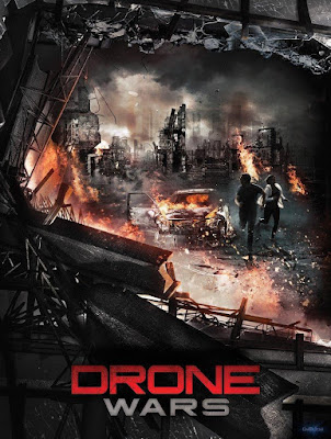 Drone Wars 2016 DVD Custom NTSC Latino