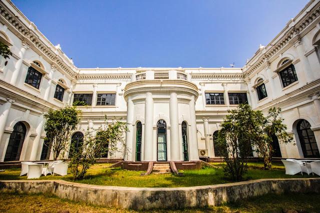 Belgadia Palace Mayurbhanj Odisha