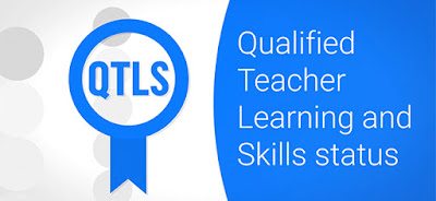 QTLS logo (credit: Society for Education & Training)