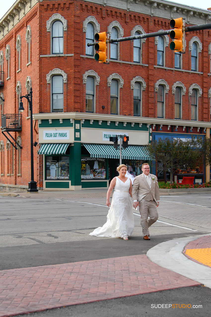 Port Huron Downtown Wedding Photography SudeepStudio,com Ann Arbor Wedding Photographer