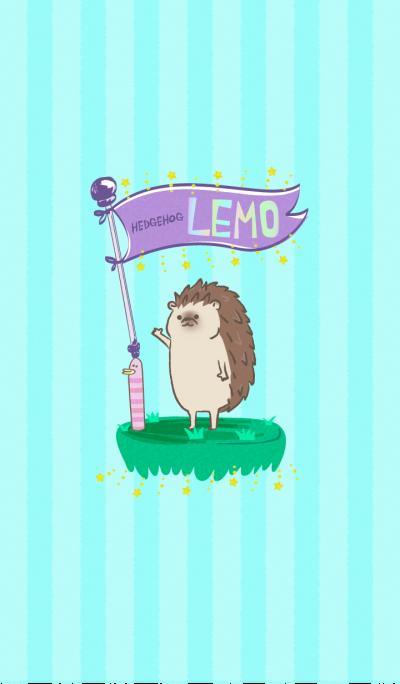 Lemo of the hedgehog!