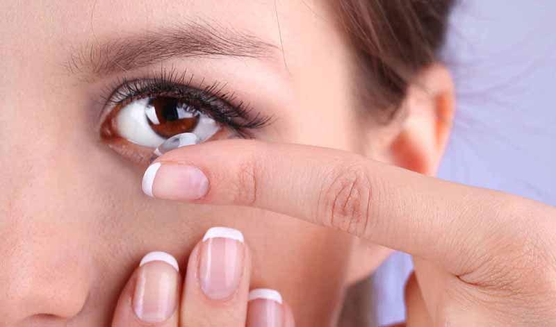 Kontakt lens kullanımında altın kurallar!