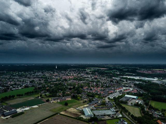 هولندا.. العاصفة قادمة ولها اسم لأول مرة هذا العام