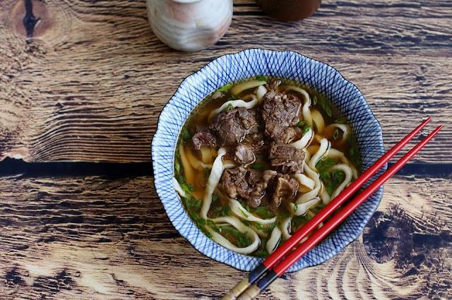 Mỳ bò Yong Kang