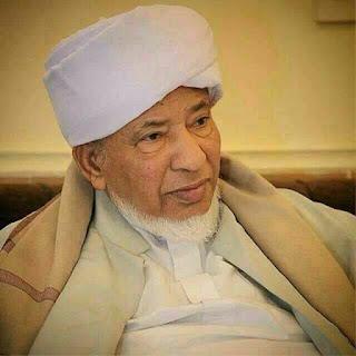 AL-HABIB SALIM BIN ABDULLAH BIN UMAR ASY-SYATHIRIY BA'ALAWI