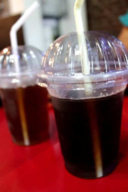 Strawberry BlackCurrant Iced Teas
